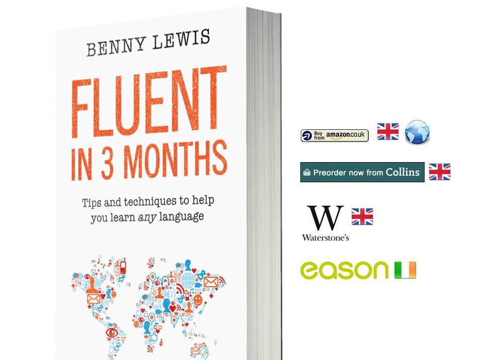 Ser fluente em qualquer língua em 3 meses? Ele garante que é possível