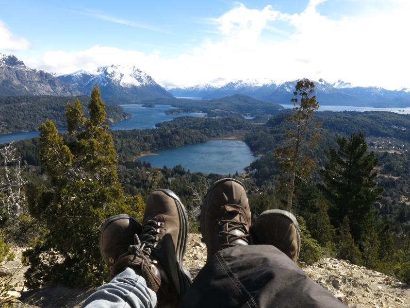 Marca registrada 4Pies, em Bariloche - Cerro Campanário_reduzida2