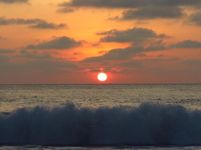 Pôr do sol do pacífico. San Lorenzo, Equador_reduzida2