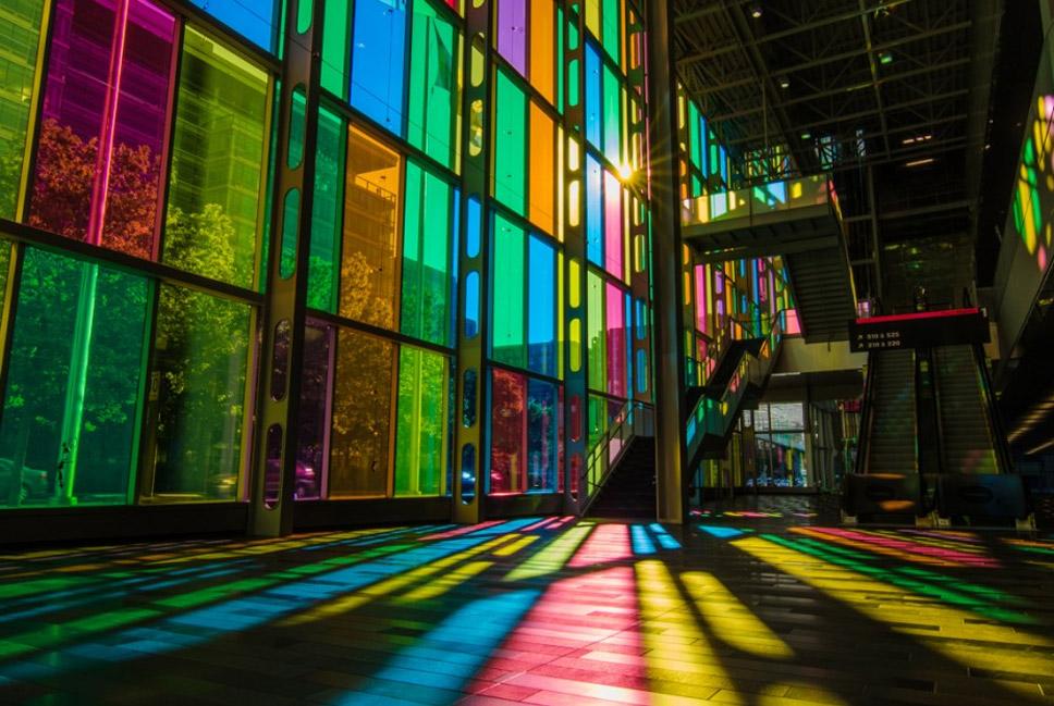 Palais-des-Congres,-Montreal,-Canada