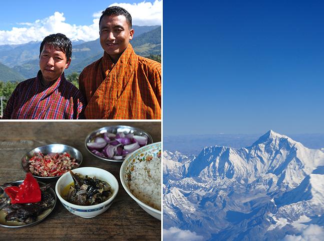 10 razões pelas quais você tem de conhecer o Butão