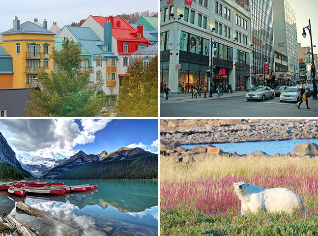 8 motivos para se apaixonar pelo Canadá e pelos canadenses