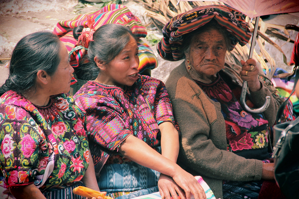 Chichi-market---Guatemala