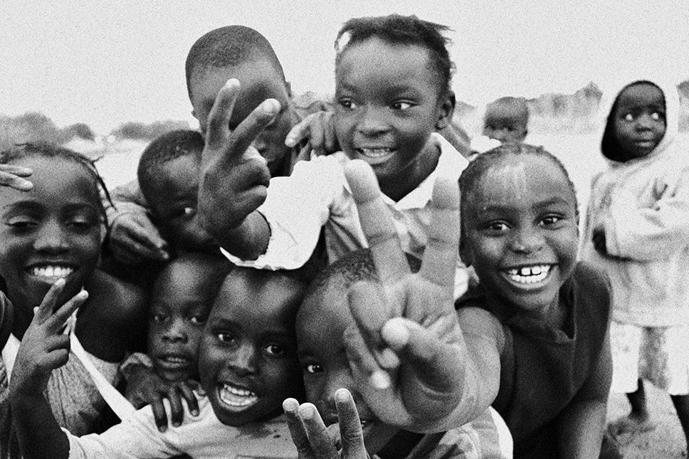 Crianças-do-Malawi