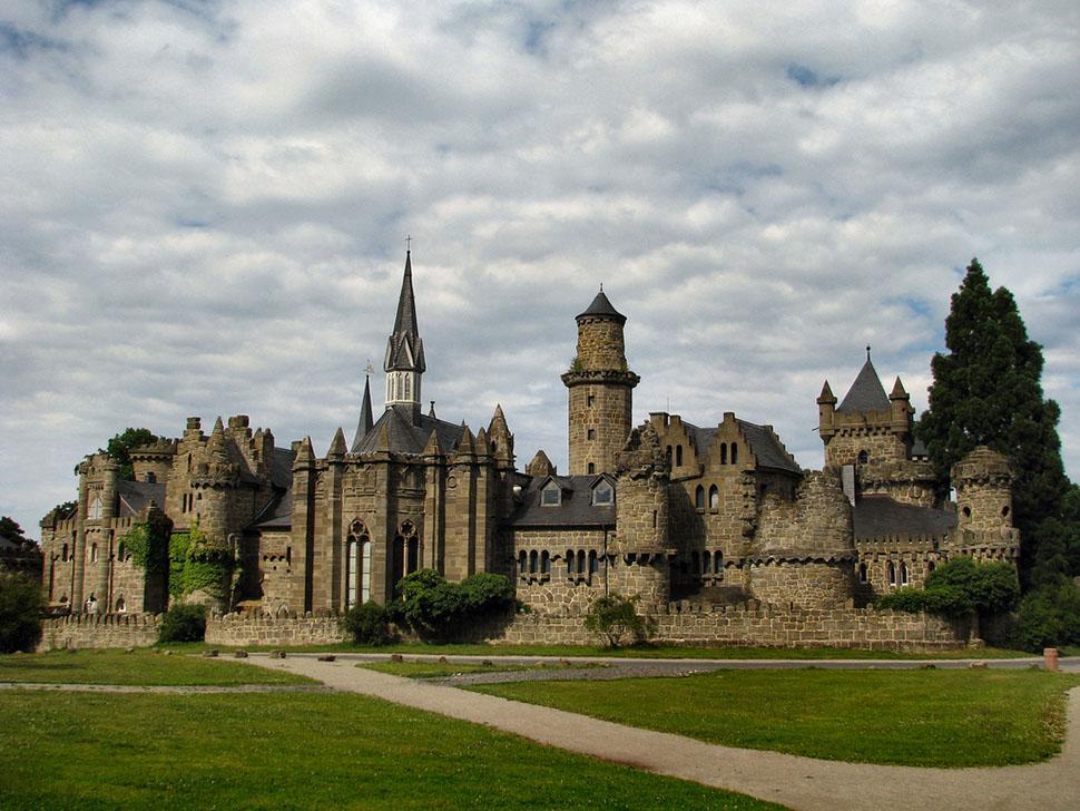 Lowenburg-Castle-Germany