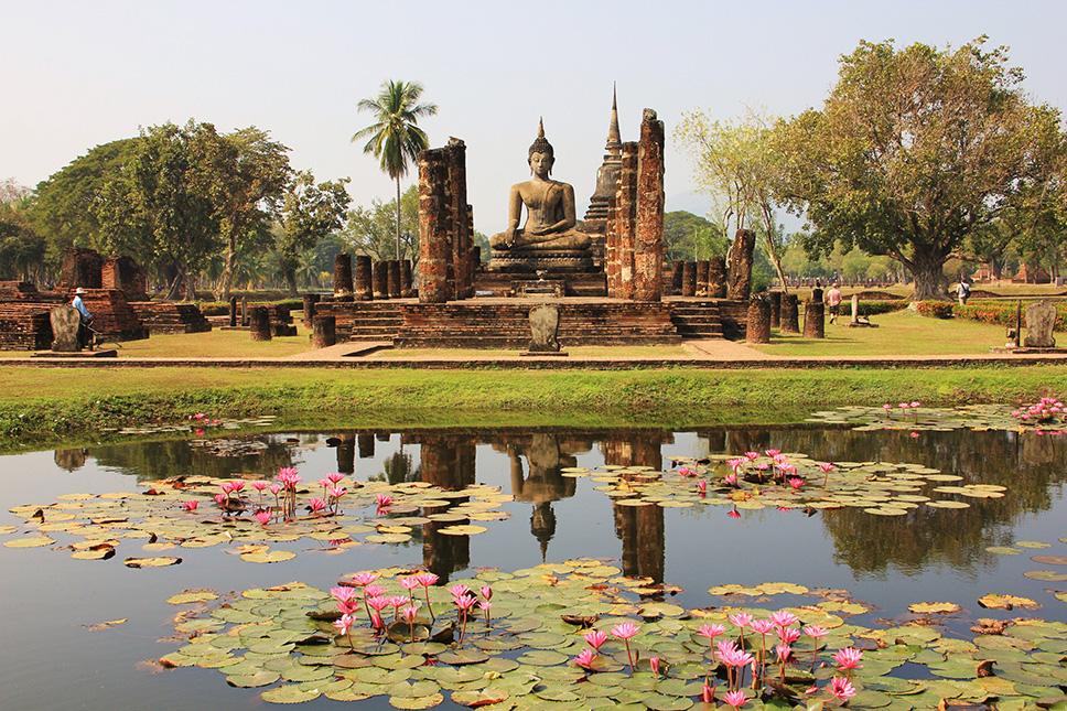 Sukhothai---Tailândia