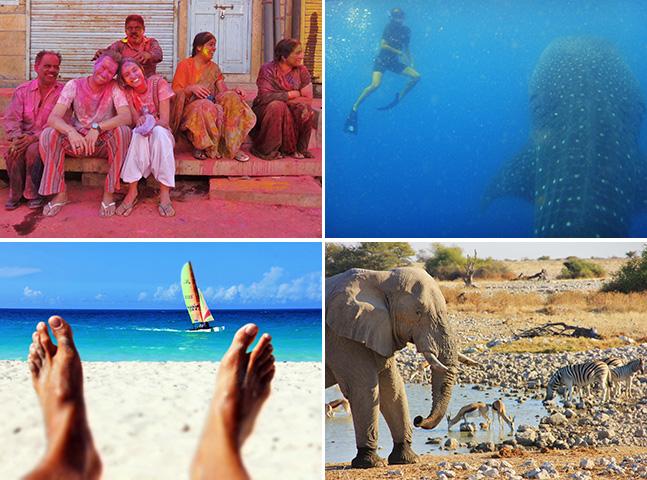 História Nômade: o casal que quer ajudar você a realizar o sonho de viajar o mundo