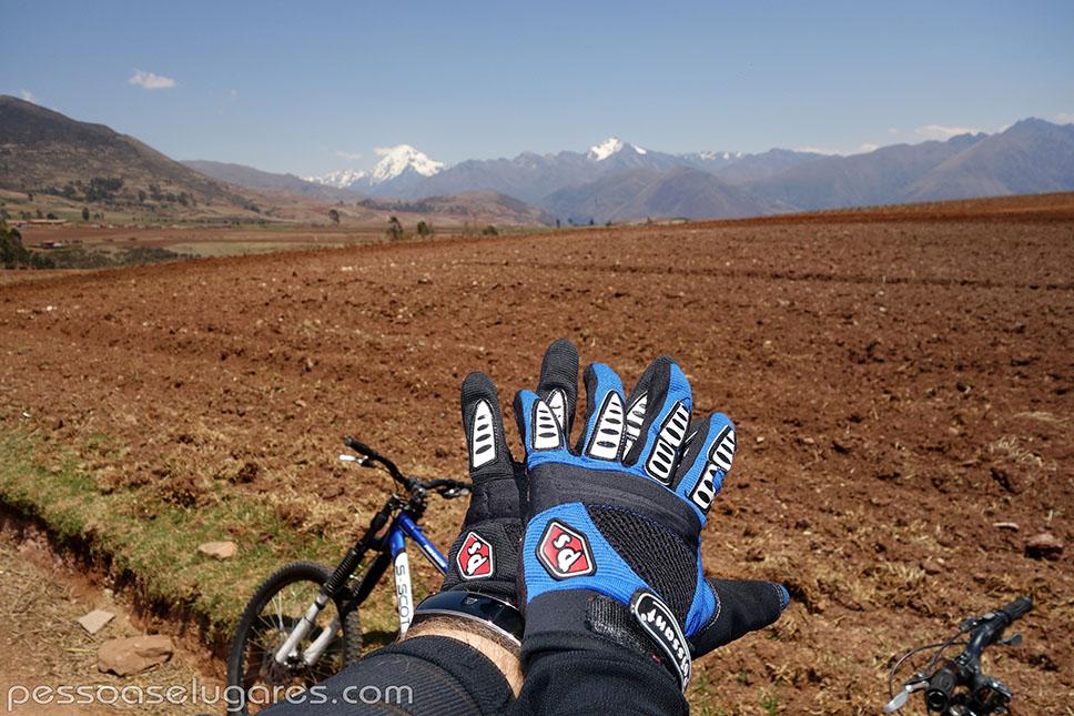 Bike in Chinchero - Peru - pessoaselugares.com