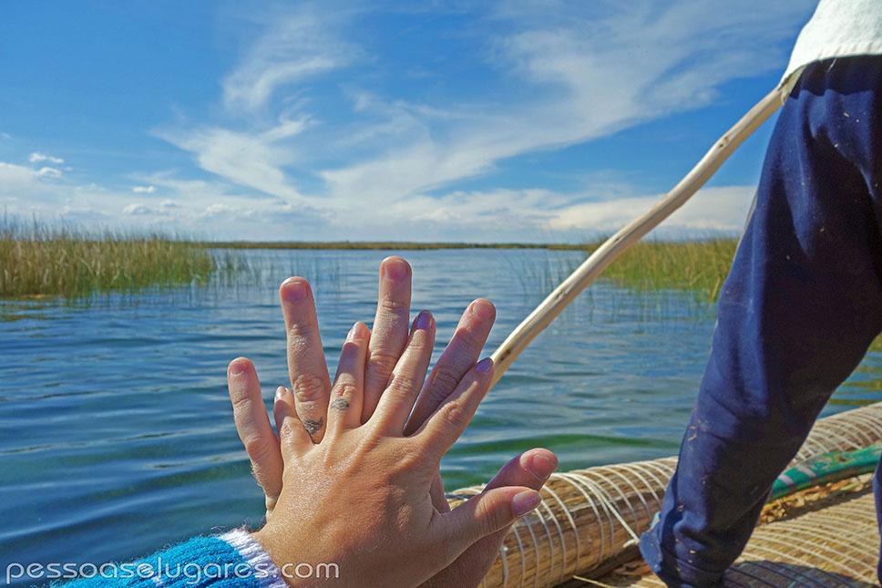 Lago Titicaca - Peru - pessoaselugares.com