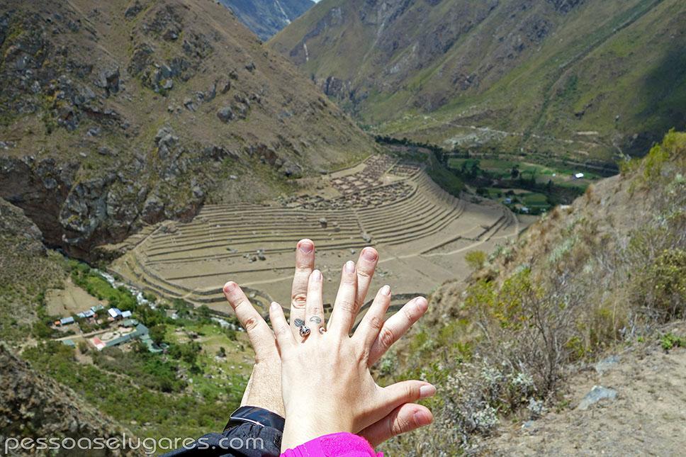 Llactapata - Peru - pessoaselugares.com
