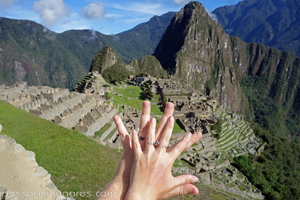 Machu Picchu - Peru - pessoaselugares.com