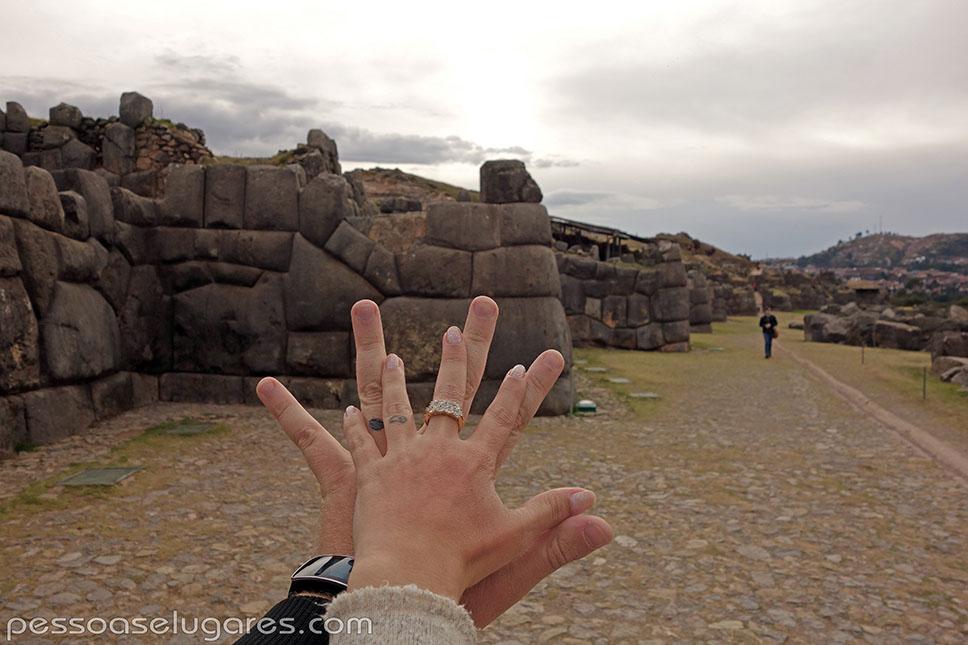 Sacsayhuaman - Peru - pessoaselugares.com