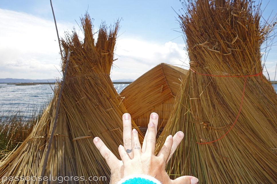 The Uros Island - Peru - pessoaselugares.com