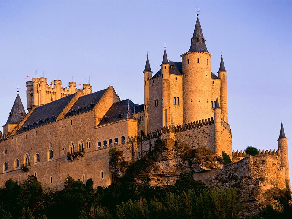 Alcazar-Castle-Segovia