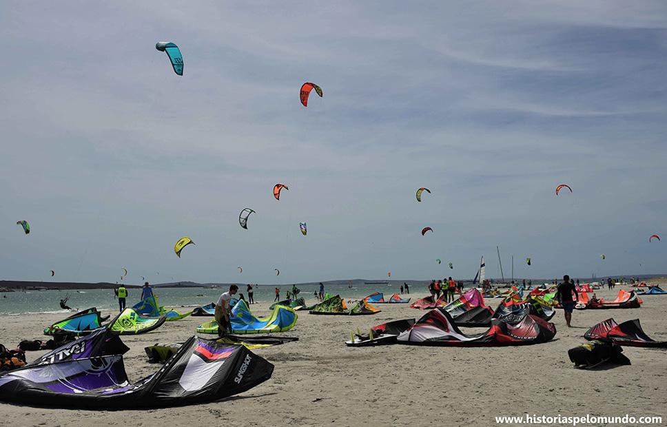 07 Langebaan, o paraíso do KiteSurf