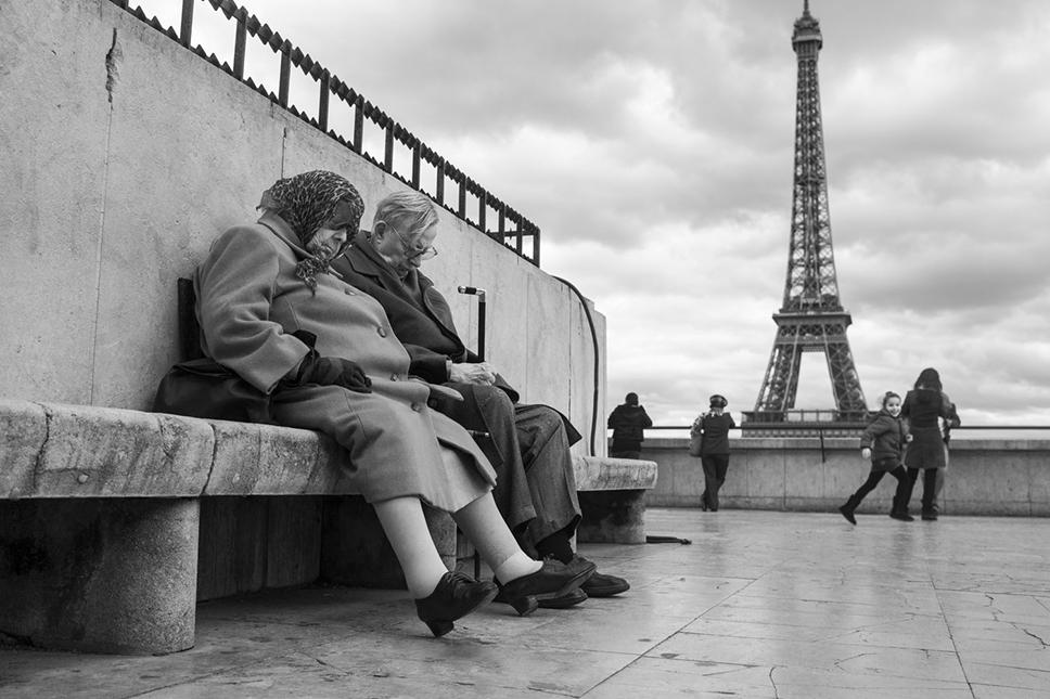 Esplanade de Trocadero, 2012