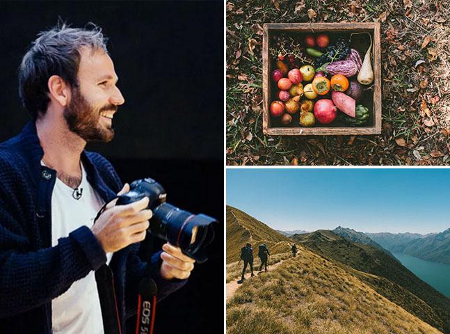 Fotógrafo viaja o mundo sem dinheiro trocando seus cliques por serviços