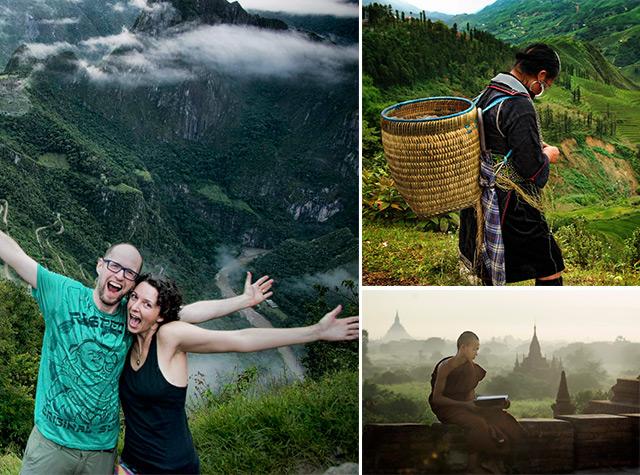Fotógrafo compartilha cliques incríveis dos seus 9 anos de viagem pelo mundo