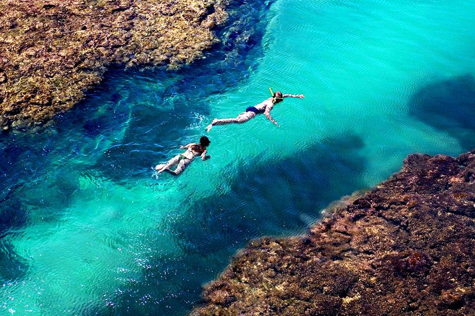 Conhe a as cinco piscinas naturais eleitas como as for Piscinas norte