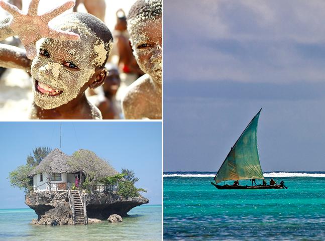 15 imagens que vão te dar vontade de viajar para Zanzibar agora mesmo
