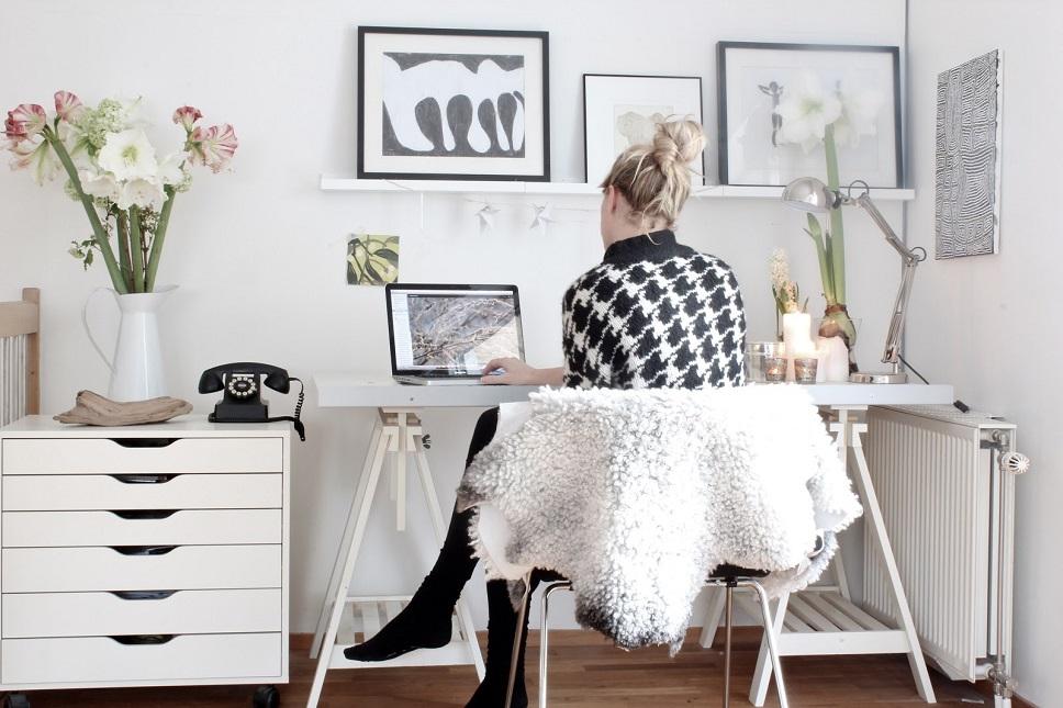 Surprising 6 Motivos Pelos Quais Home Office E O Modelo De Trabalho Do Futuro Largest Home Design Picture Inspirations Pitcheantrous