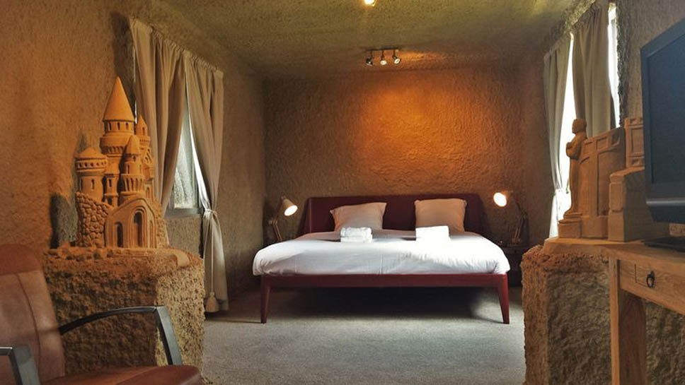 hotelareia