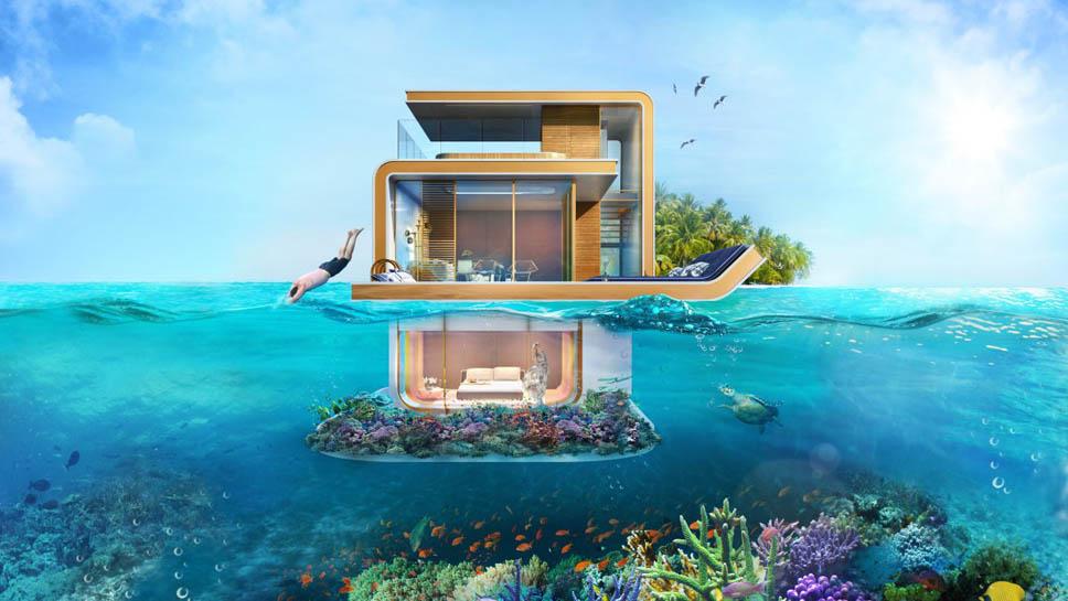 b31c9346a23ac Conhece a Inacreditável Casa Submersa Que Está A Ser Construída No Dubai