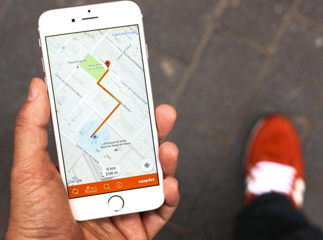 Conheça o tênis com GPS que vai fazer com que você nunca mais se perca em viagens
