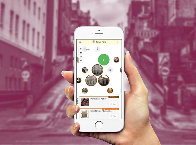 Aplicativo de navegação incentiva turistas a explorarem destinos mais intensamente