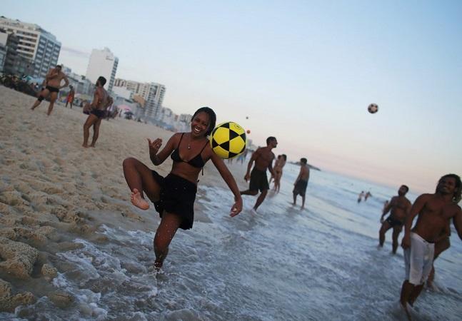 Essas fotos provam que as praias do Rio são as mais legais do mundo
