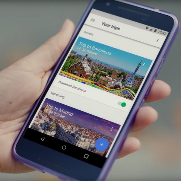Google lança aplicativo perfeito para você organizar sua viagem offline