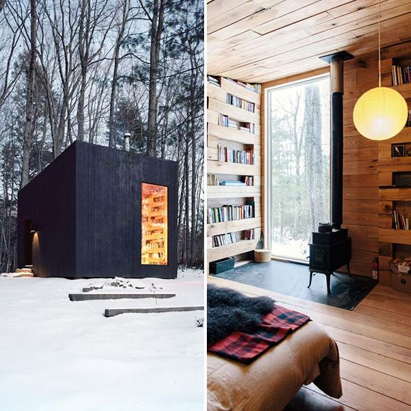 Esta biblioteca construída no meio da floresta é o melhor refúgio para os amantes de livros