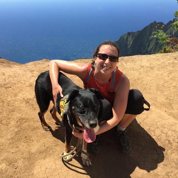 Agora você pode fazer voluntariado passando um dia com um cachorro no Havaí