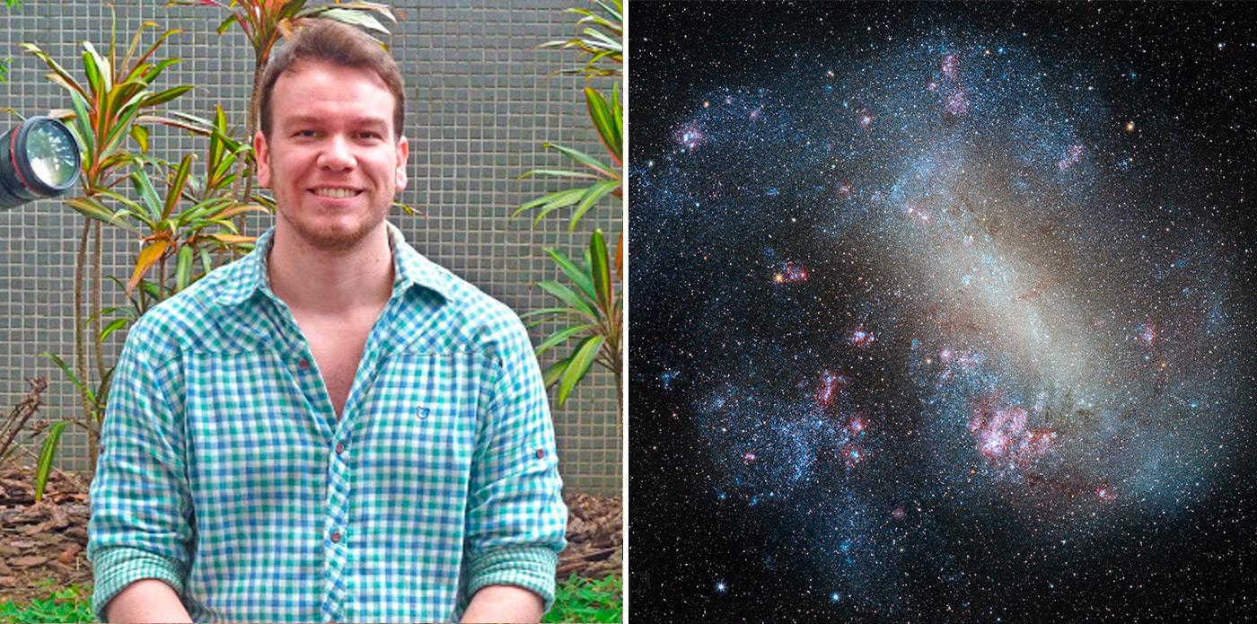 Brasileiro leva prêmio no maior concurso de astrofotografia do mundo e dá dicas para iniciantes