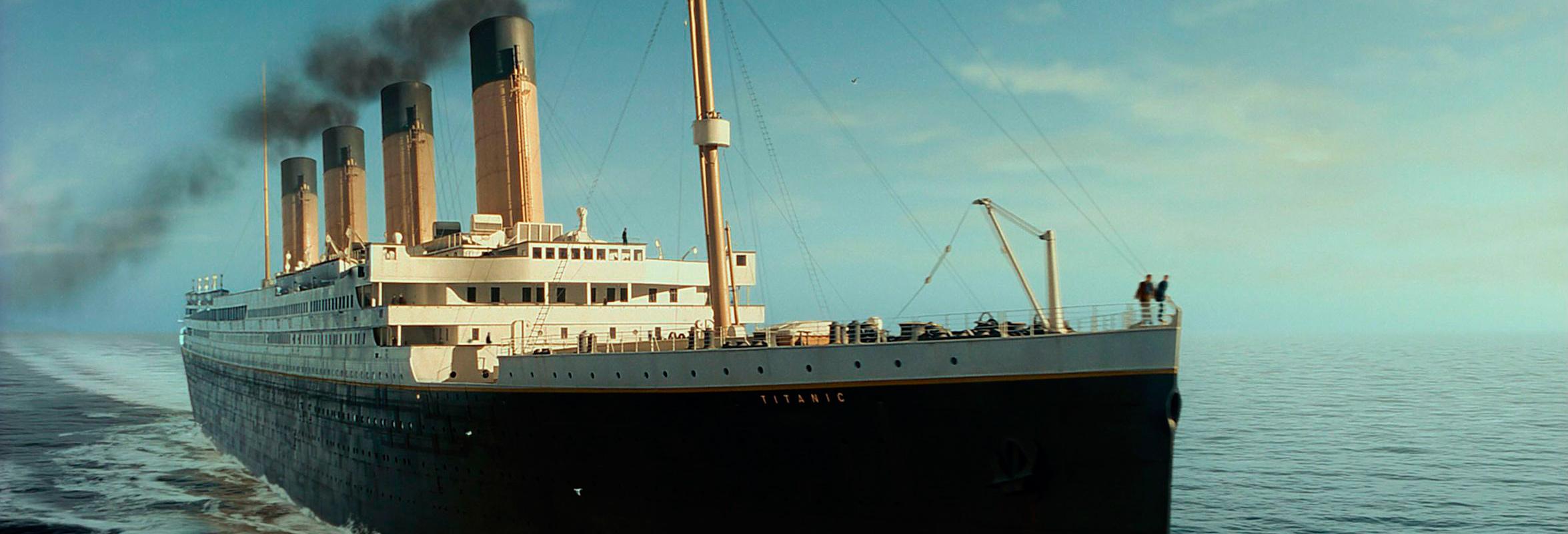 Atração turística: China inicia construção de réplica do Titanic em tamanho real