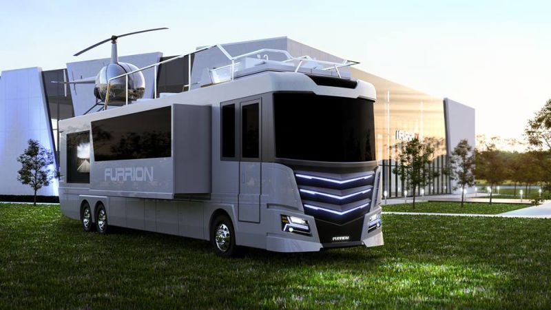 CES-2017-Furrion-Elysium-luxury-RV-comes-with-a-mini-helicopter_4