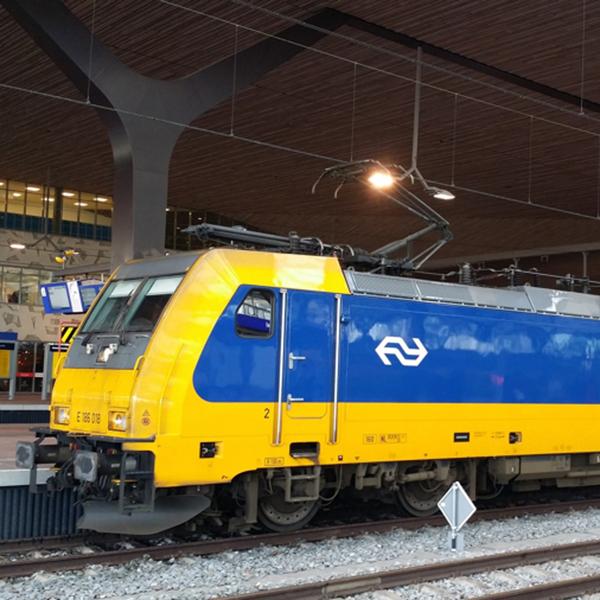 Os trens na Holanda agora são completamente movidos pela força do vento