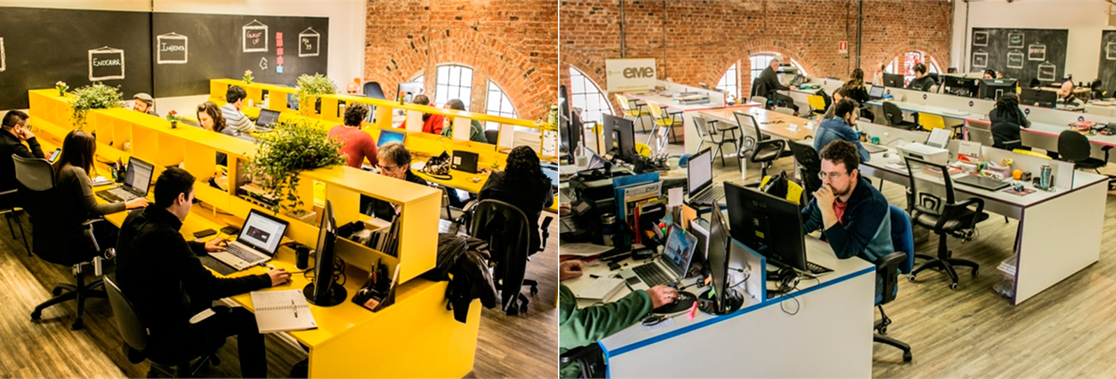 Plataforma oferece mais de mil diárias grátis de coworking para nômades digitais de todo o Brasil