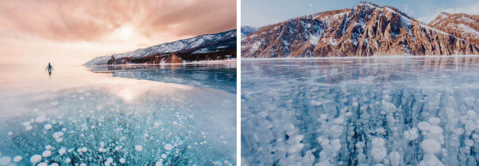Conheça o lago mais profundo e mais antigo do mundo