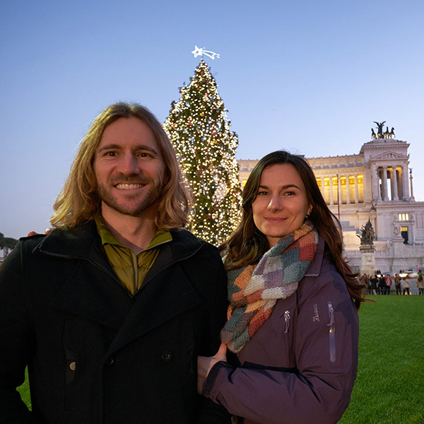 Este casal tem uma das melhores profissões para um nômade digital: fotógrafos do mundo