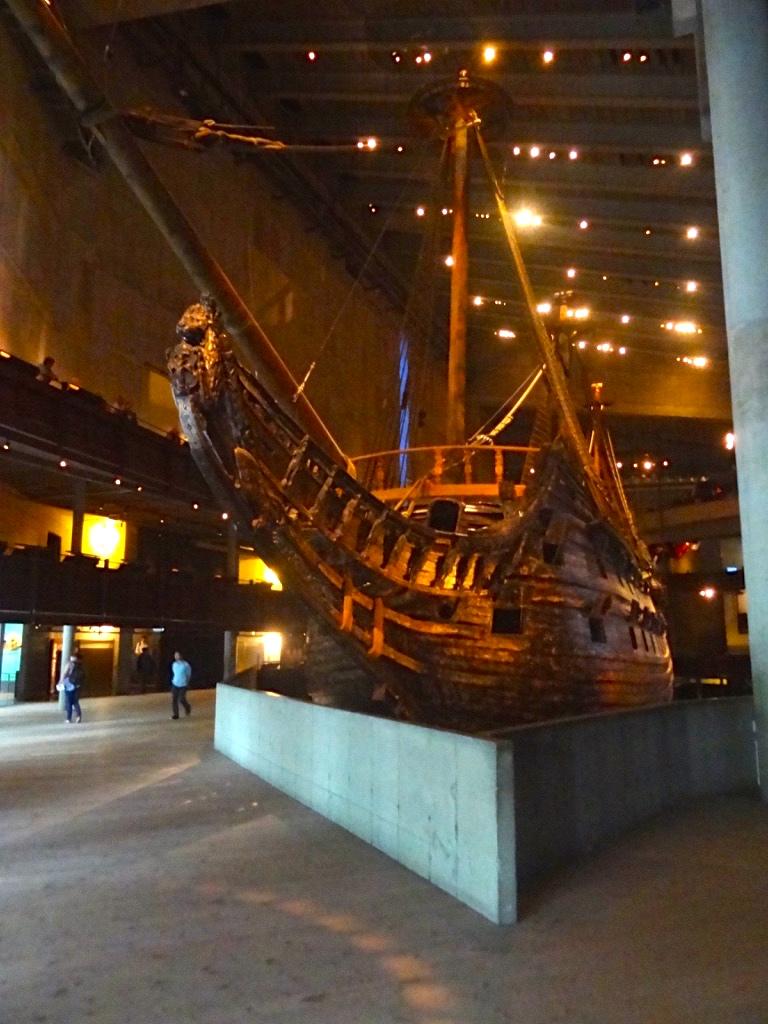 4. Museu Vasa