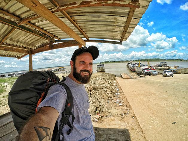 De Manaus a Porto Velho pela BR-319