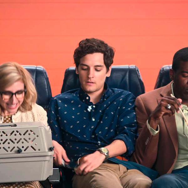 Invenção acaba com o problema de quem odeia viajar no assento do meio do avião