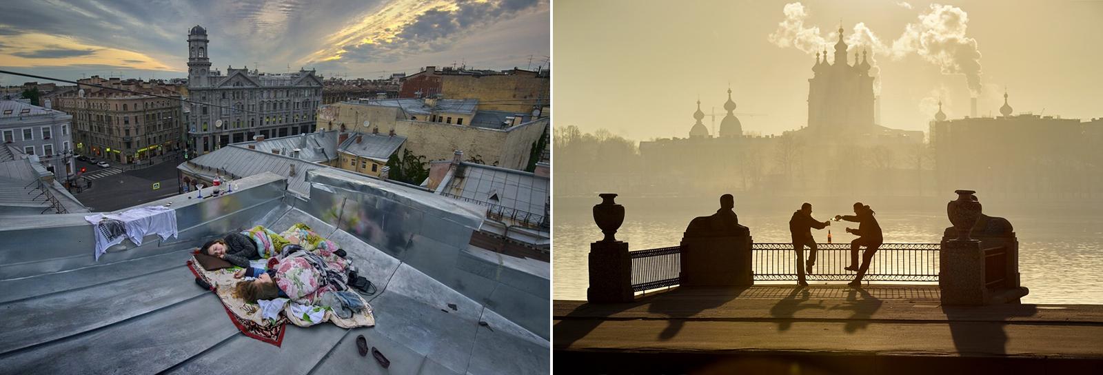 Fotógrafa capta imagens reais da Rússia que não vêm em qualquer catálogo de viagem