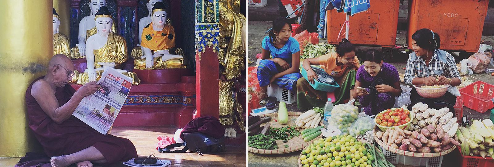 10 curiosidades sobre a vida no Mianmar