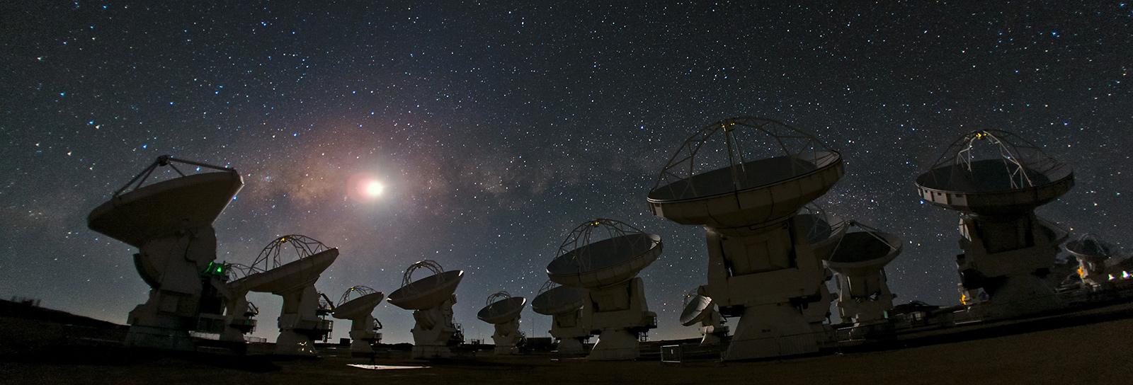 Você precisa fazer um tour astronômico no Deserto do Atacama