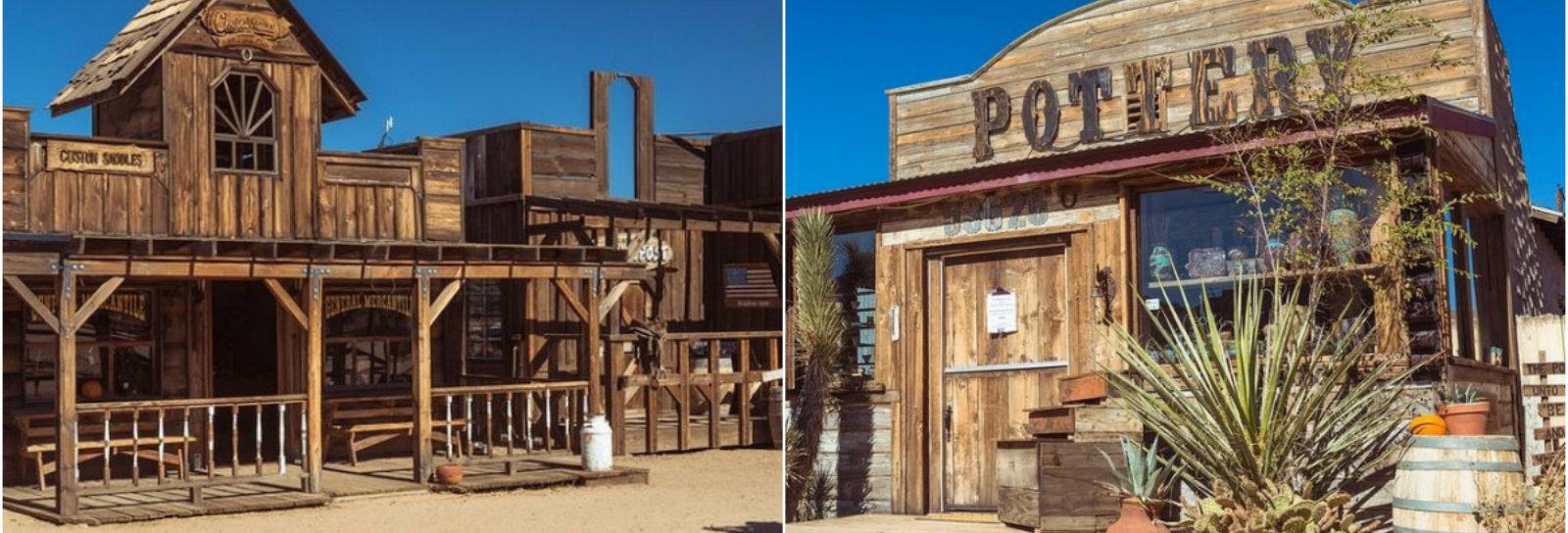 Conheça Pioneertown, o set de cinema que virou cidade de verdade