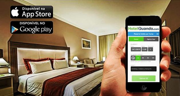 Nesse novo modelo de hotel você não paga pelas diárias, mas pelas horas que precisar