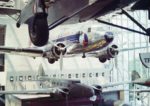 Museu avião 1