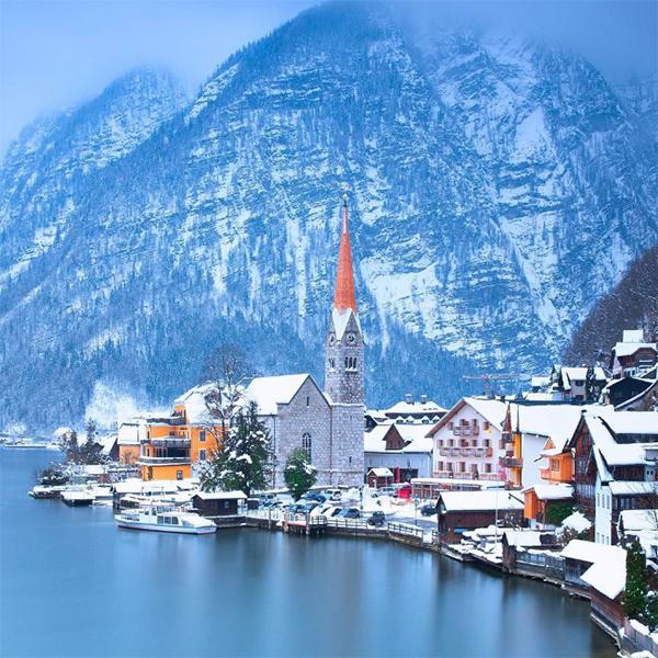 Conheça a vila mais bonita da Europa segundo o Instagram